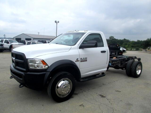 2014 Dodge Ram 5500 Regular Cab 2WD