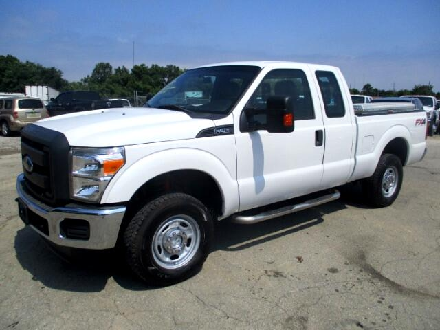 2013 Ford F-250 SD XL SuperCab Short Bed 4WD