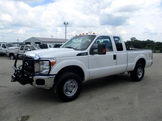2015 Ford F-250 SD XL SuperCab Short Bed 4WD