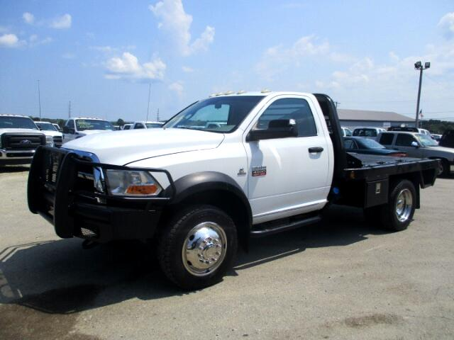 2012 Dodge Ram 4500 Regular Cab 4WD