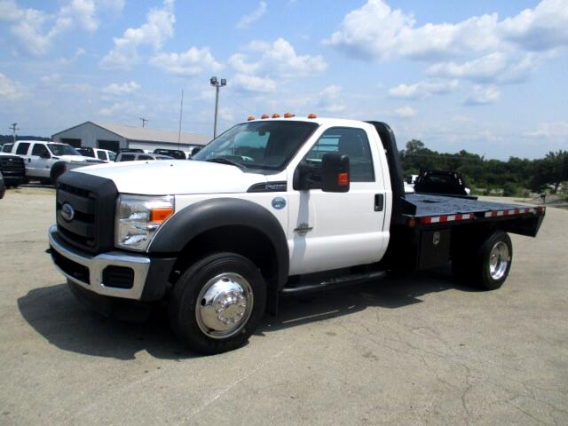 2013 Ford F-450 SD Regular Cab DRW 2WD