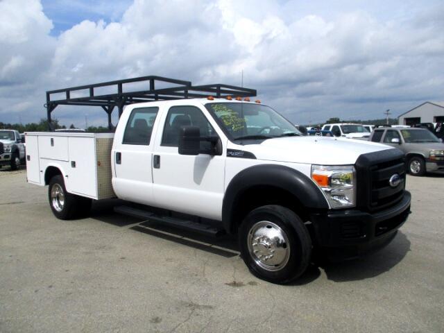 2012 Ford F-450 SD Crew Cab DRW 2WD