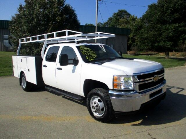 2014 Chevrolet Silverado 3500HD Work Truck Crew Cab 2WD