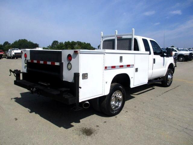 2012 Ford F-350 SD XLT SuperCab Long Bed DRW 4WD
