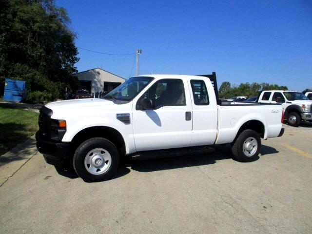 2008 Ford F-250 SD XL SuperCab Short Bed 4WD