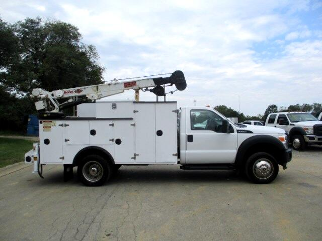 2011 Ford F-550 Regular Cab DRW 2WD