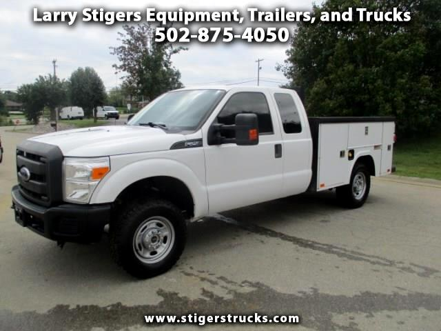 Ford F-250 SD XLT SuperCab Long Bed 4WD 2015