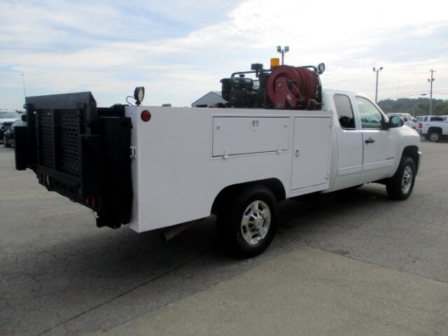 2012 Chevrolet Silverado 2500HD LT Ext. Cab Long Bed 2WD