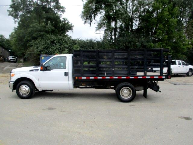 2014 Ford F-350 SD XL DRW 2WD