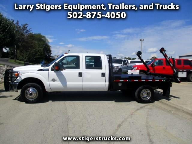 Ford F-350 SD XLT Crew Cab Long Bed DRW 4WD 2012