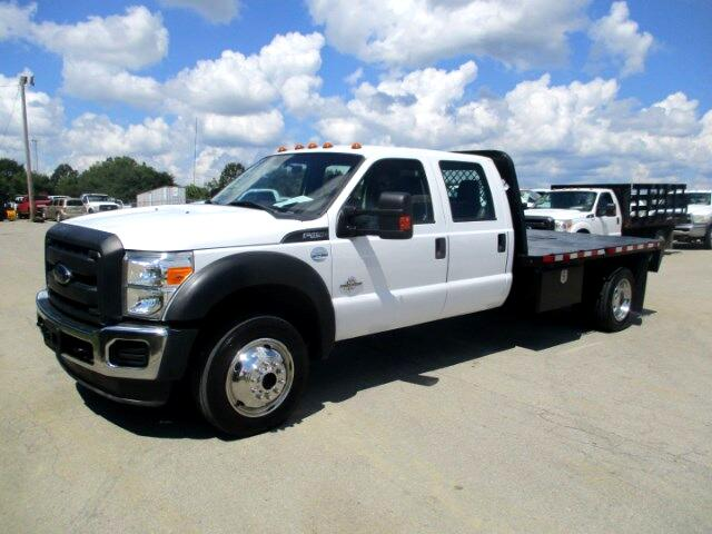 2012 Ford F-450 SD Crew Cab DRW 4WD