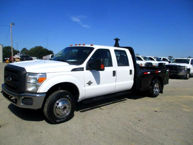 2014 Ford F-350 SD XL Crew Cab Long Bed 4WD DRW