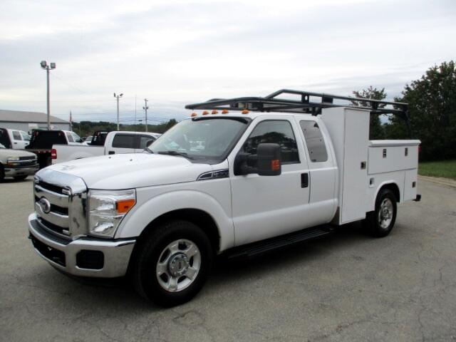 2011 Ford F-350 SD XLT SuperCab Long Bed 2WD