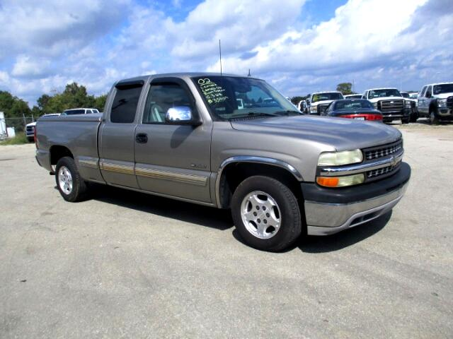 2002 Chevrolet Silverado 1500 LT Ext. Cab Short Bed 2WD