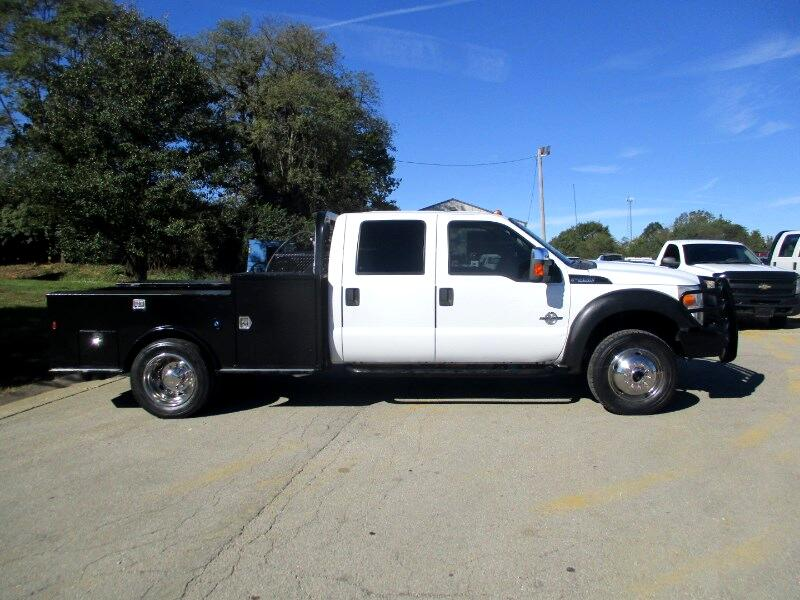 2014 Ford F-450 SD Crew Cab DRW 4WD