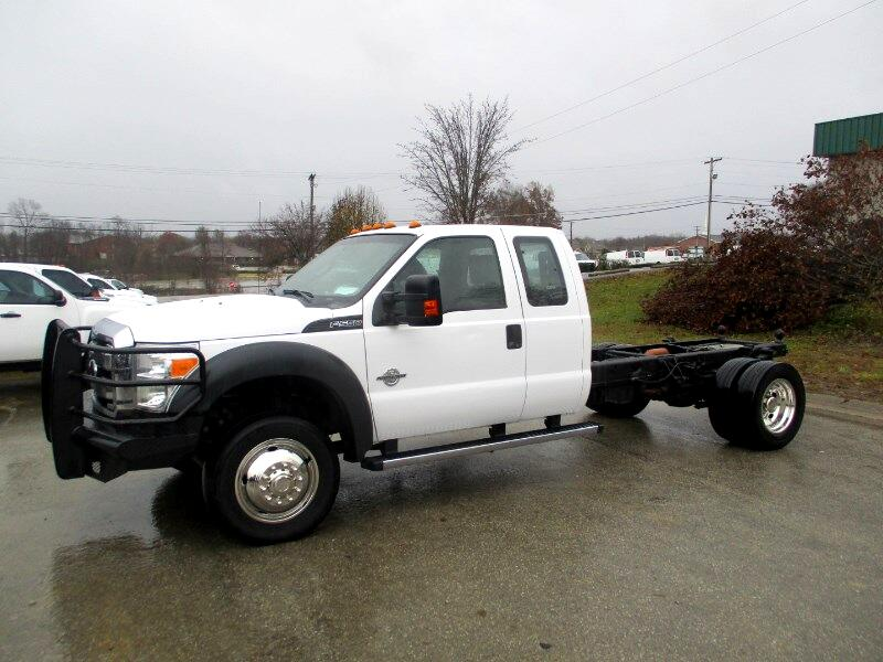 2015 Ford F-550 SuperCab DRW 4WD