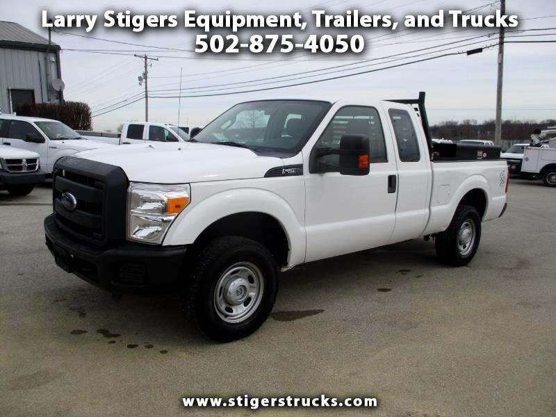 Ford F-250 SD XL SuperCab Short Bed 4WD 2014