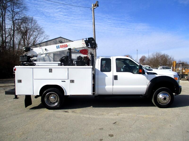 2014 Ford F-450 SD SuperCab DRW 4WD