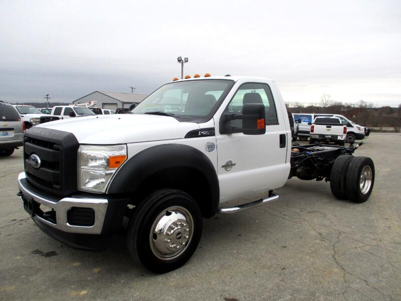 2012 Ford F-550 Regular Cab DRW 2WD