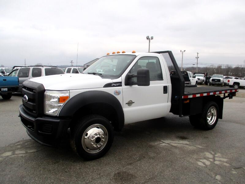 2011 Ford F-450 SD Regular Cab DRW 4WD