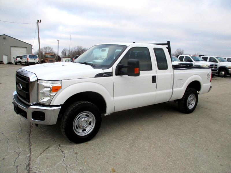2015 Ford F-250 SD XLT SuperCab Short Bed 4WD