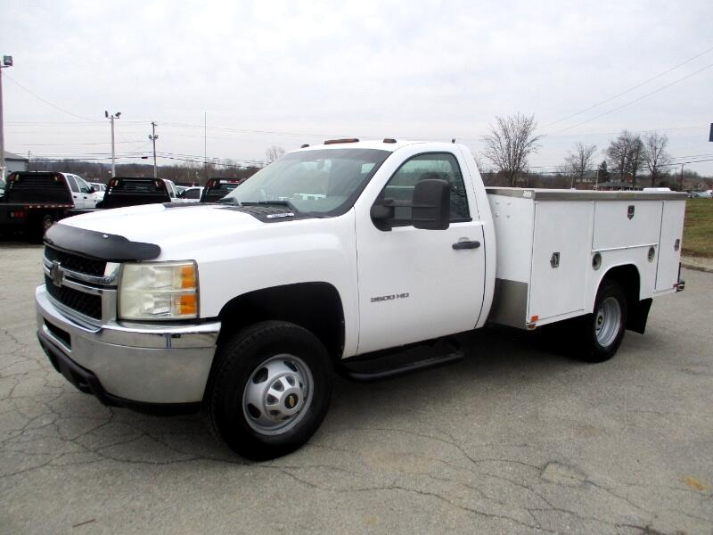 2011 Chevrolet Silverado 3500HD LT Long Box 2WD