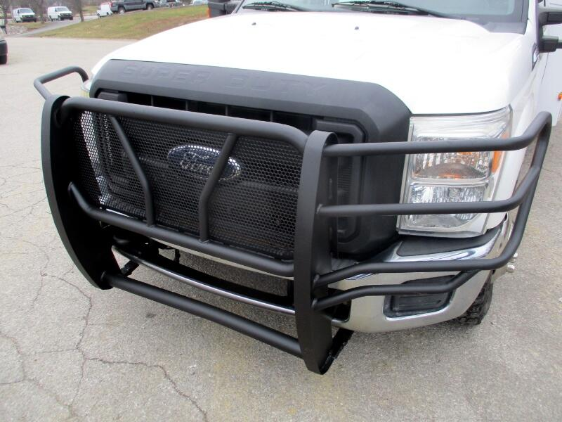 2012 Ford F-350 SD XL SuperCab Long Bed DRW 2WD