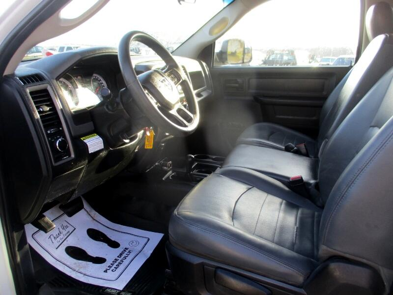 2013 RAM 5500 Regular Cab 4WD