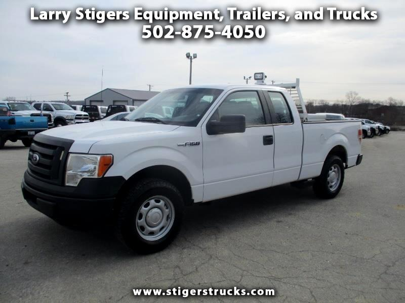Ford F-150 XL 2WD SuperCab 6.5' Box 2011