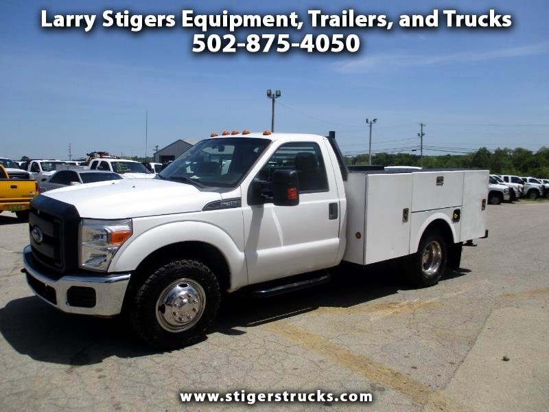 Ford F-350 SD XL Reg. Cab 2WD DRW 2015