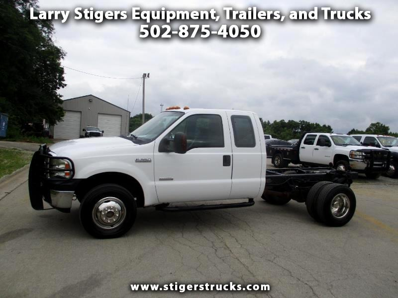 Ford F-350 SD XLT SuperCab Long Bed 4WD 2007