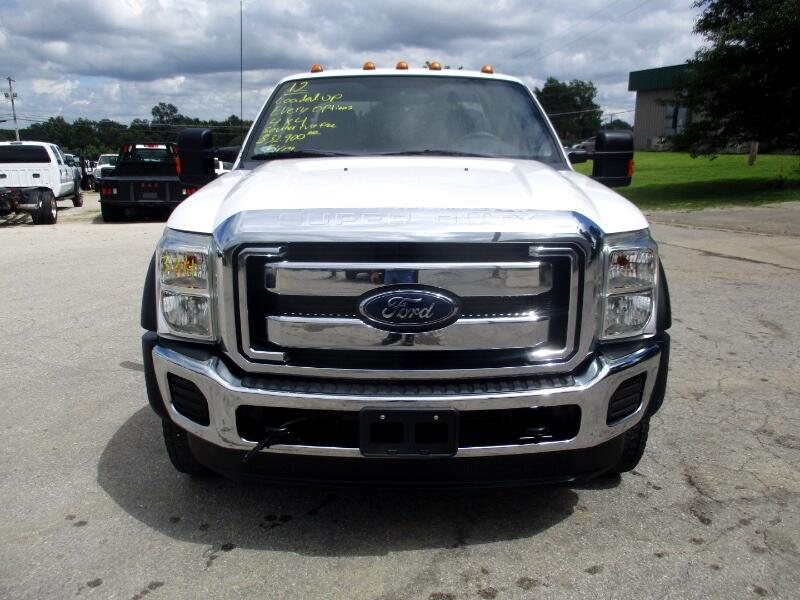 2012 Ford F-550 SuperCab DRW 4WD