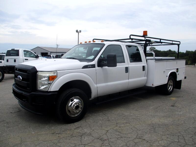 2011 Ford F-350 SD XL Crew Cab Long Bed DRW 4WD