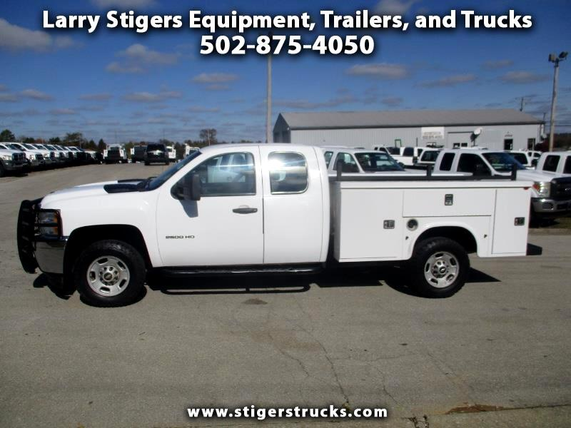 Chevrolet Silverado 2500HD LS Ext. Cab Long Bed 4WD 2012