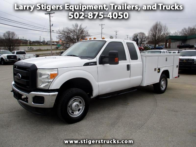 Ford F-350 SD XLT SuperCab Long Bed 4WD 2012