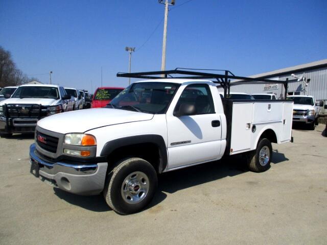 2004 GMC Sierra 2500HD Work Truck Long Bed 2WD