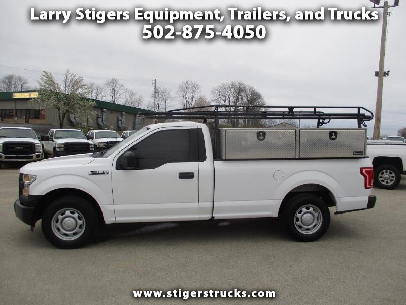 Ford F-150 XL Long Bed 2WD 2015