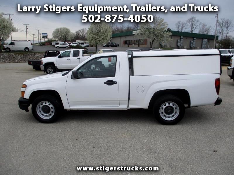 Chevrolet Colorado Work Truck 2WD 2012