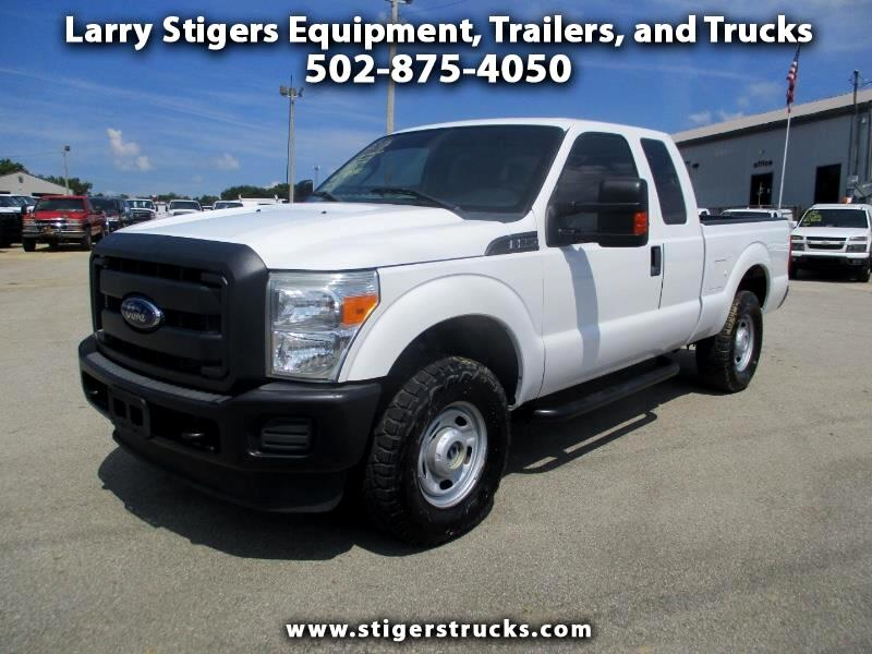 Ford F-250 SD XL SuperCab Short Bed 4WD 2015