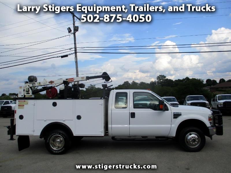 Ford F-350 SD XLT SuperCab Long Bed DRW 4WD 2008