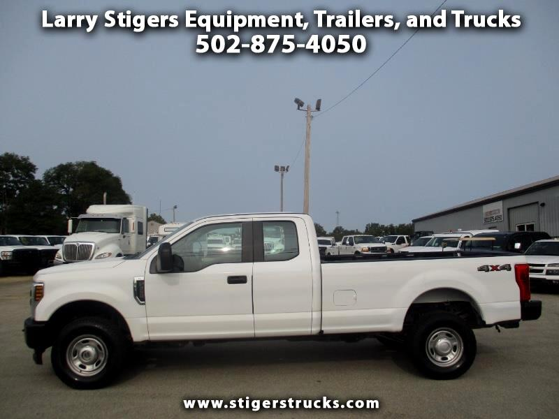 Ford F-350 SD XL SuperCab Long Bed 4WD 2018