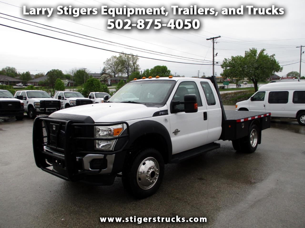 Ford F-550 SuperCab DRW 4WD 2013