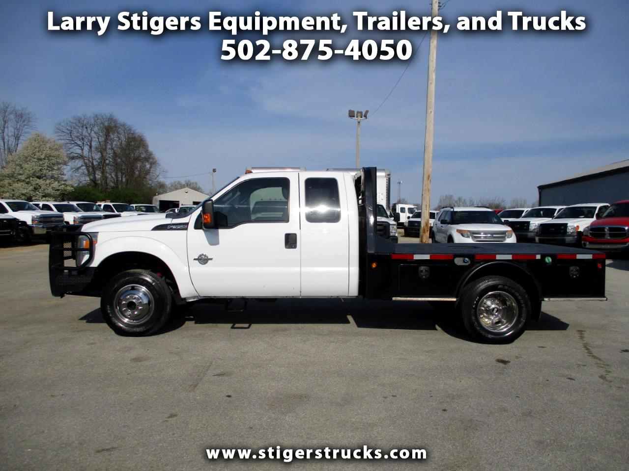 Ford F-350 SD XL SuperCab 4WD DRW 2015
