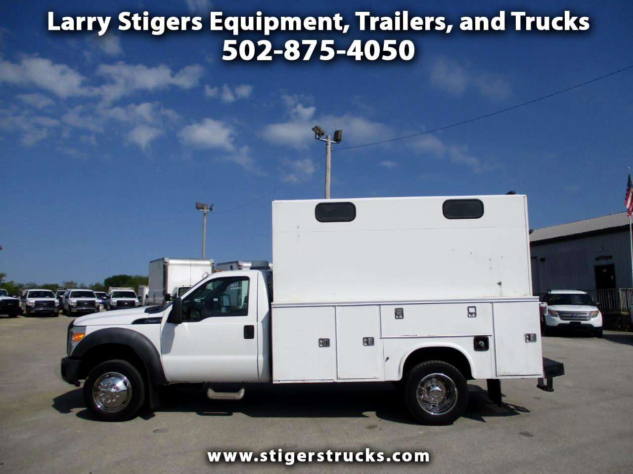 Ford F-550  2011