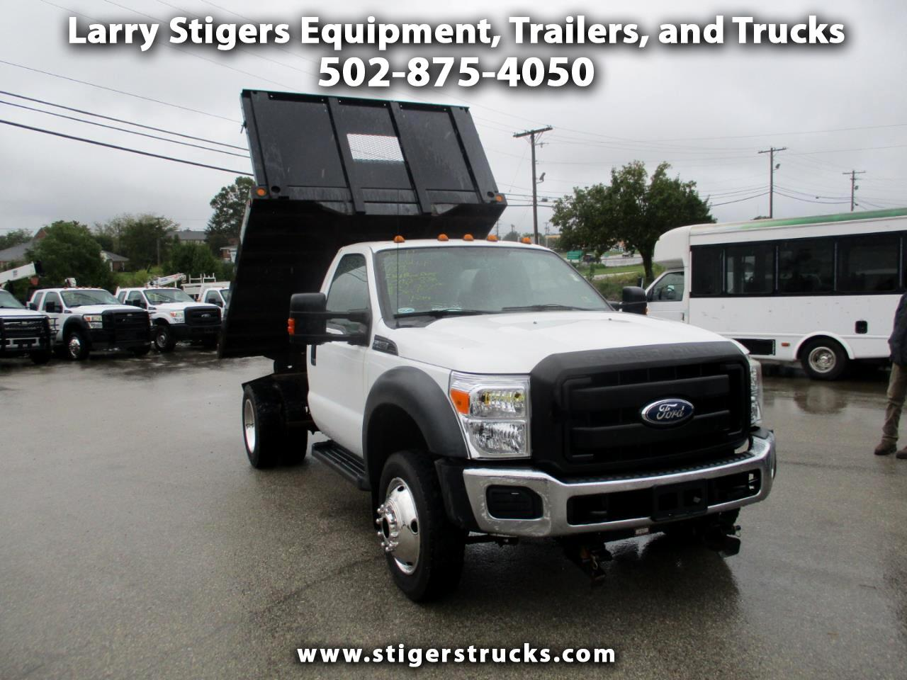 Ford F-450 SD  2011