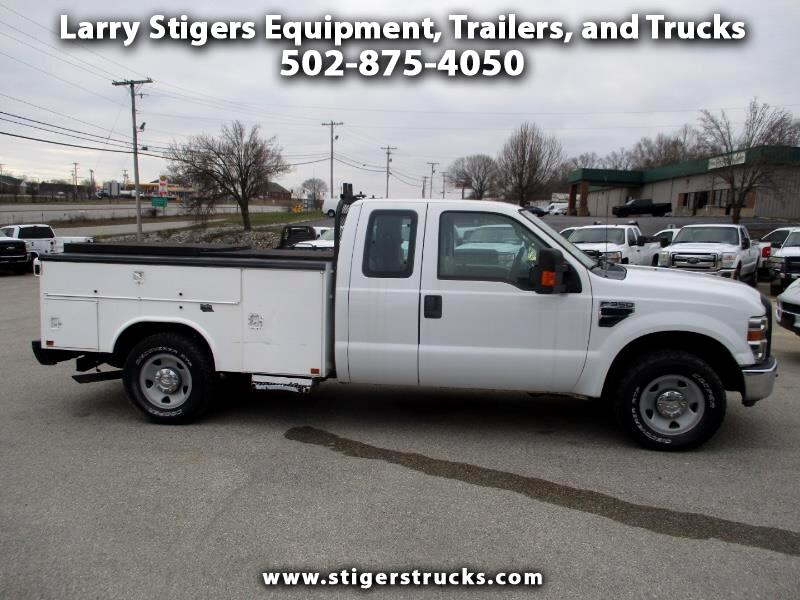 Ford F-350 SD XL SuperCab 2WD 2010