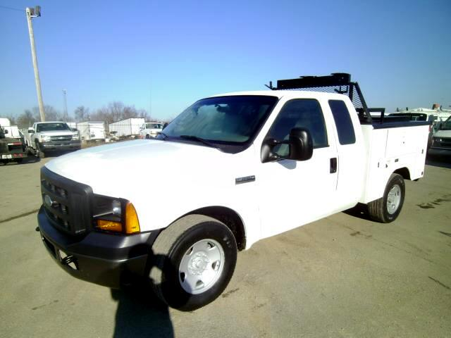 2007 Ford F-250 SD XL SuperCab 2WD