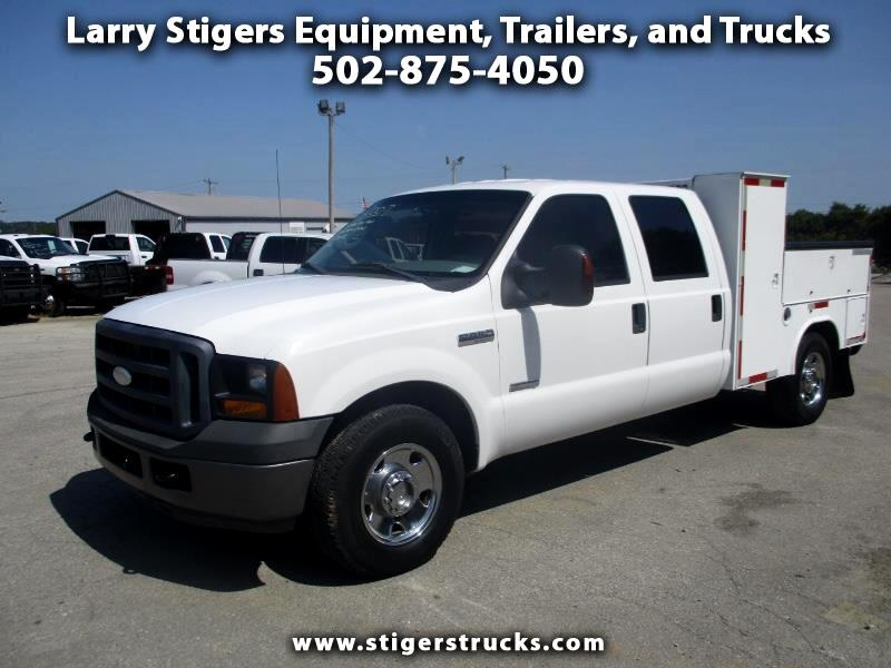 Ford F-250 SD XL Crew Cab Long Bed 2WD 2007