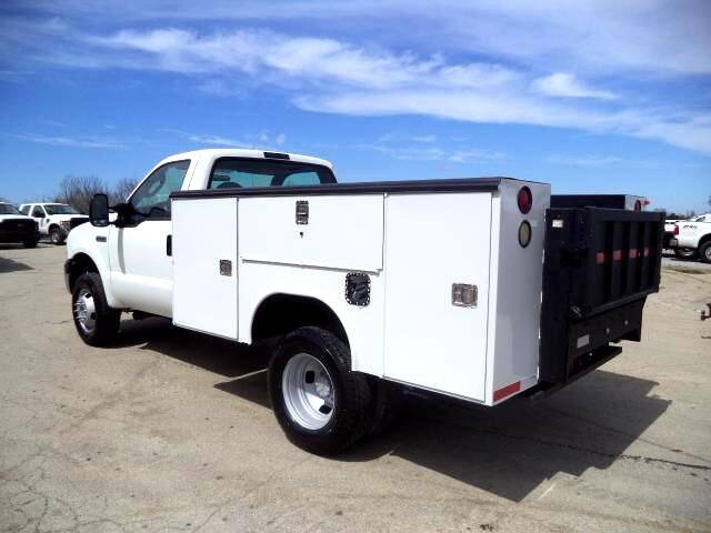 2006 Ford F-350 SD XL 4WD DRW