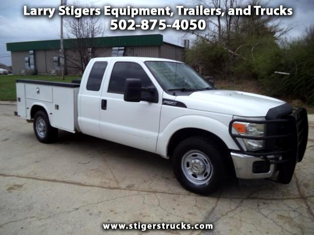 Ford F-250 SD XL SuperCab Long Bed 2WD 2012